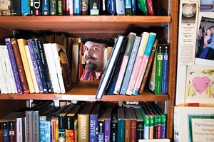 Eljay's Books thrives in Dormont, where Frank Otero serves up the wild and weird reads. - PHOTO BY RENEE ROSENSTEEL.