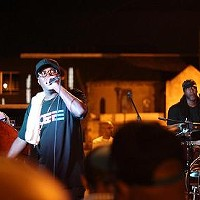 Review: Elzhi and Skyzoo, et al., at Shadow Lounge Outdoor Music Series