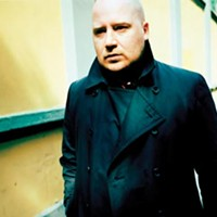 Icelandic composer Jóhann Jóhannsson returns, despite natural and economic disasters