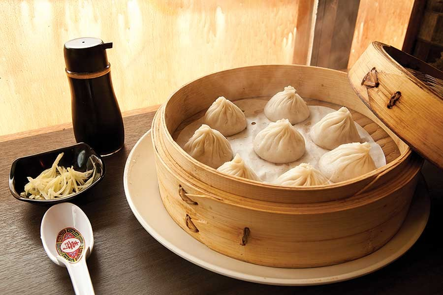 Everyday Noodles' Soup Dumplings