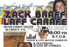 Everything is Terrible at Arcade Comedy Theater