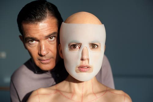 Face time: Antonio Banderas and Elena Anaya