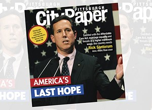 Fake City Paper Cover for April Fools Day