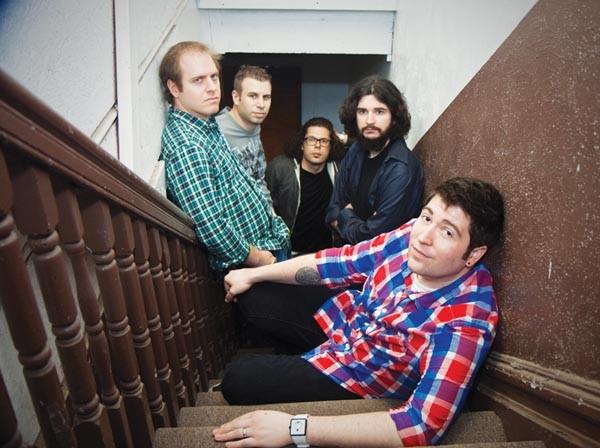 Falling Andes (Dan Peluso, front)