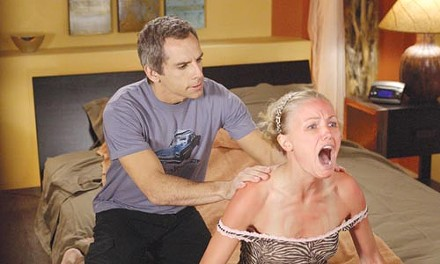 Feel the burn: Ben Stiller and Malin Akerman