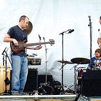 Local jam band Jazzam steps onto the big stage