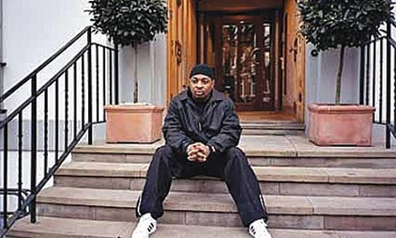 Fight the power: Chuck D.