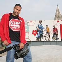 Filmmaker Chris Ivey