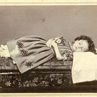 A photographic museum explores the 19<sup>th</sup> century's profusion of images of dead children.