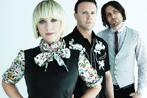 Finding its center: The Joy Formidable
