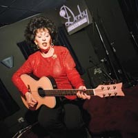 Rockabilly pioneer Wanda Jackson performs at Howlers this Friday
