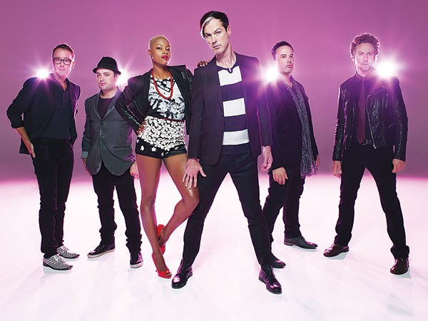 Fitz and the Tantrums at Stage AE
