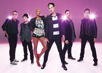 Fitz and the Tantrums bring good pop — and a guitar — to Stage AE