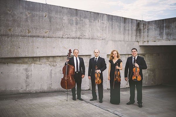 Florida-based Amernet String Quartet