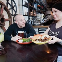 Food and drinks, close to home at Loca