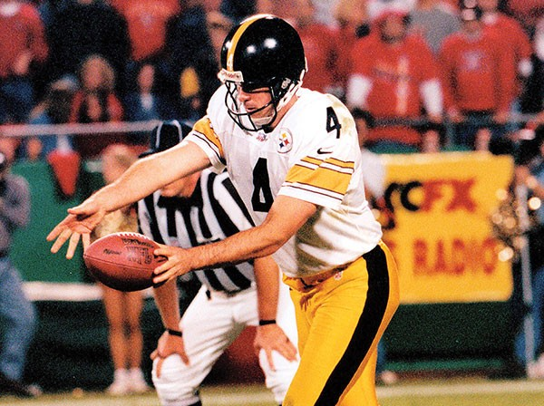 Former Steelers punter Josh Miller will be going to Steelers bars across the country for a good cause.