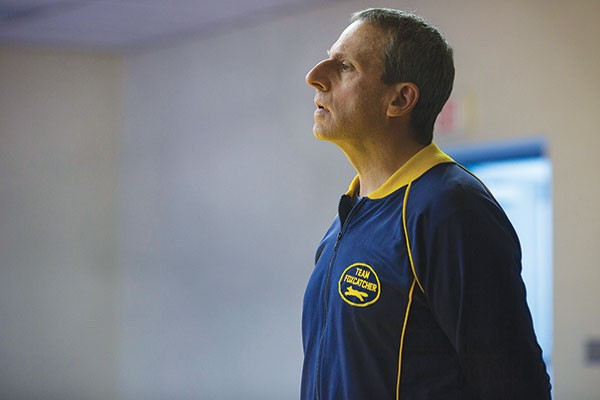 Foxcatcher film was shot in the Pittsburgh area