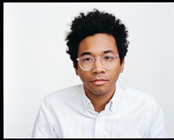 Toro y Moi, playing Mr. Small's May 7