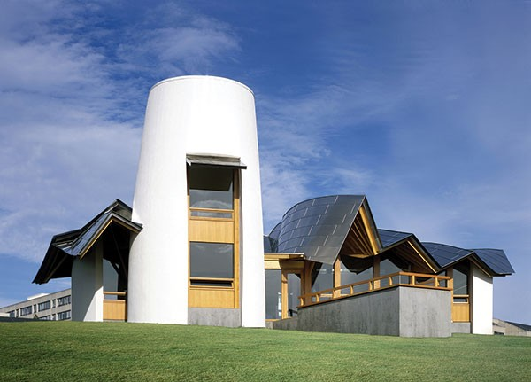 Frank Gehry's Maggie's Dundee