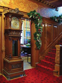 Frick Art & Historical Center holiday tours