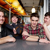 Interview: Modern Baseball plays The Smiling Moose tonight