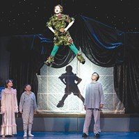 <i>Peter Pan</i> at Pittsburgh Musical Theater