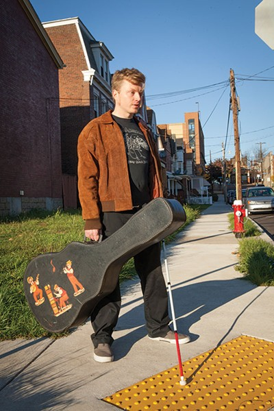 Gabriel McMorland is a musician and accessibility advocate