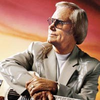 George Jones: the second-best hair in country music