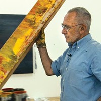 Gerard Richter Painting