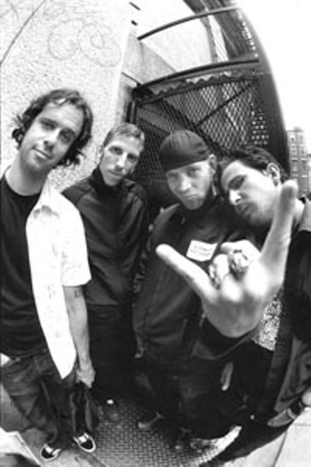 Get awesome: Bouncing Souls