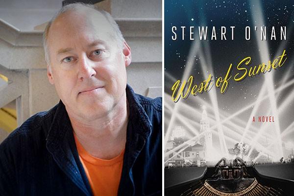 Getting closer to F. Scott Fitzgerald: Stewart O'Nan