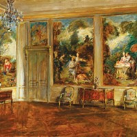 Gilded Age paintings by Walter Gay are a rare treat at the Frick.