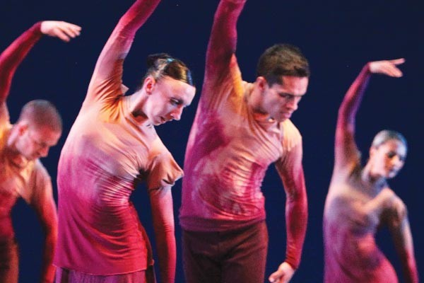 "Giordano Dance Chicago dancers in Kiesha Lalama's ""Alegria"""
