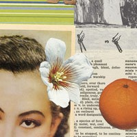 Collage Aesthetic Informs Gallery Shows