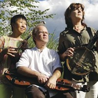 AppalAsia mixes Eastern and Western folk traditions