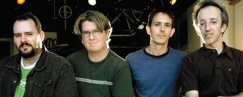 Good intentions: Toad the Wet Sprocket