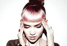 Grimes brings post-Internet jams to Brillobox