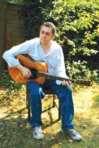 Guitar on the edge of a dream: Bert Jansch