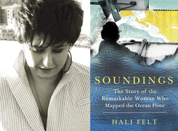 Hali Felt, who teaches at Pitt, is author of Soundings.