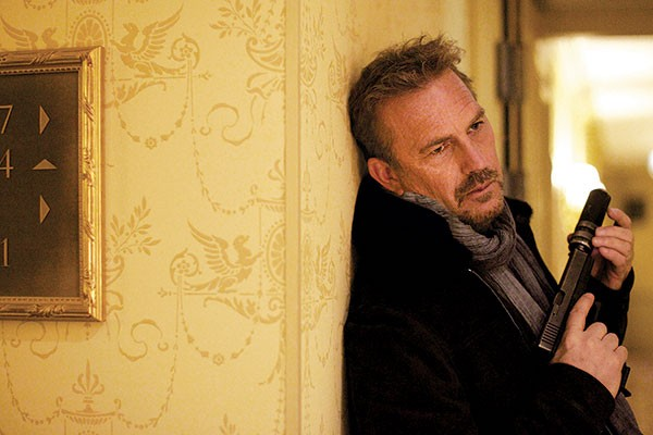 Have gun, will get better: Kevin Costner