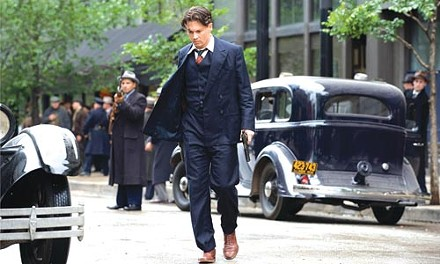 Have gun, will travel: Johnny Depp as John Dillinger