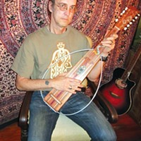 Tom Moran of The Five returns with oud in hand
