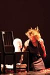 Head games: Pennsylvania Dance Theatre's Por La Blanda Arena.