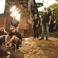 Heavy-metal band Lamb of God soldiers on despite running into trouble in the Czech Republic