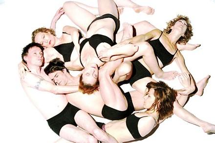Heidi Latsky Dance - PHOTO COURTESY OF CHRIS ASH