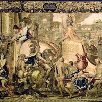 Renaissance tapestries did more than glorify power (though they did plenty of that, too).