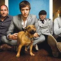 Video-savvy Chicagoans OK Go bring retro pop to Mr. Small's