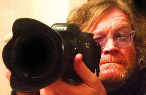 Here's looking at Hugh: Hugh Twyman