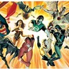 A conversation with superhero-comics artist Alex Ross