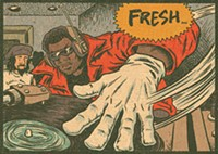 Hip Hop Family Tree, Ed Piskor